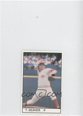 1981 All-Star Game Program Inserts #TOSE - Tom Seaver