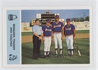Catfish Metkovich, Steven Doetsch, Steve Douglas, Pat Dodson, Carlo Mejia