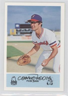 1981 Arby's Nashville Sounds Team Set [Base] #N/A - Don Mattingly