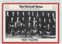 1908 Tigers