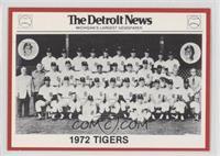 1972 Tigers