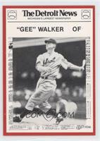 Gee Walker