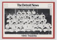 1945 Detroit Tigers