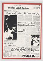 Tiger rally gives McLain No. 30