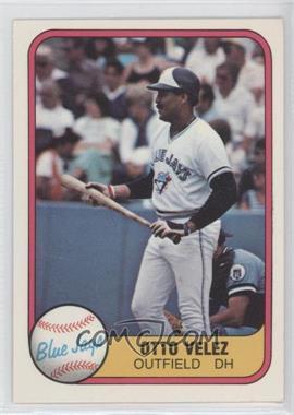 1981 Fleer - [Base] #410 - Otto Velez