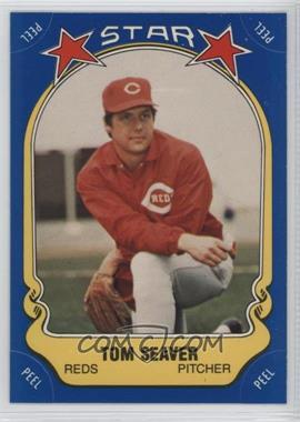 1981 Fleer Star Stickers - [Base] #49 - Tom Seaver