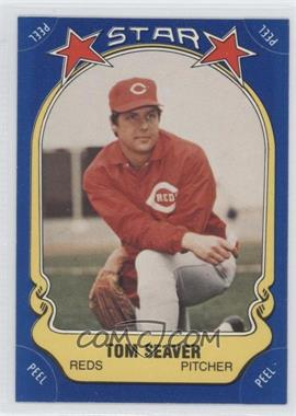 1981 Fleer Star Stickers #49 - Tom Seaver