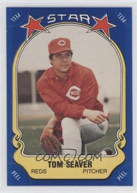 1981 Fleer Star Stickers #49 - Tom Seaver
