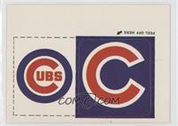 Chicago Cubs (Logo and Hat Logo)