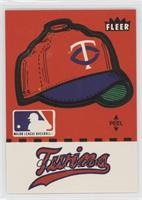 Minnesota Twins (Hat and Name)