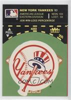 New York Yankees Team (Record and Logo)