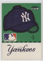 New York Yankees Hat/Name Logo