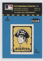 Pittsburgh Pirates Record and Logo