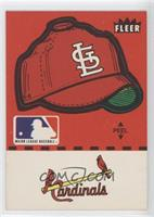 St. Louis Cardinals (Hat and Name)