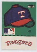Texas Rangers Team (Hat and Name)