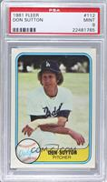 Don Sutton [PSA 9]