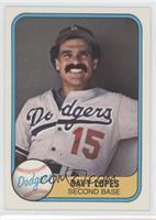 Davy Lopes (Finger on Back)