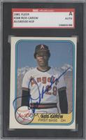 Rod Carew [SGC AUTHENTIC AUTO]