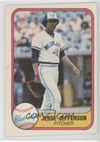 Jesse Jefferson (Error: Pirates on Back)