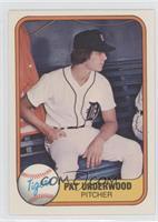 Pat Underwood