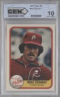 Mike Schmidt (Portrait) [ENCASED]