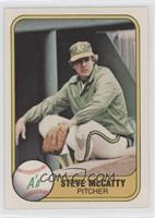 Steve McCatty