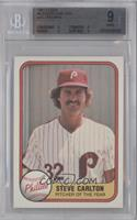 Steve Carlton error: card #660 (Pitcher of the Year) front, year 1966 on back […