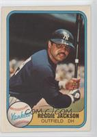 Reggie Jackson (Batting)