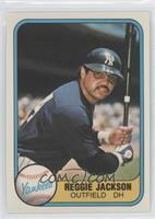 Reggie Jackson (Batting)