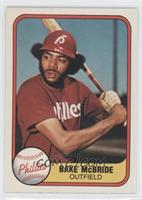 Bake McBride