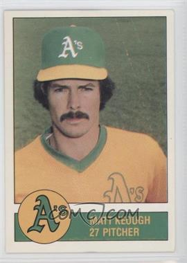 1981 Granny Goose Potato Chips Oakland Athletics Food Issue [Base] #N/A - Matt Keough