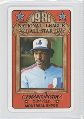 1981 Perma-Graphics/Topps Credit Cards - All-Stars #150-ASN8103 - Andre Dawson
