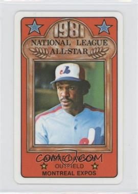 1981 Perma-Graphics/Topps Credit Cards All-Stars #150-ASN8103 - Andre Dawson