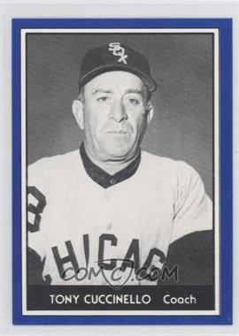1981 TCMA 1959 Go-Go Chicago White Sox - [Base] #1981-44 - Tony Cuccinello