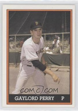 1981 TCMA 1962 San Francisco Giants National League Champions Color #1981-021 - Gaylord Perry