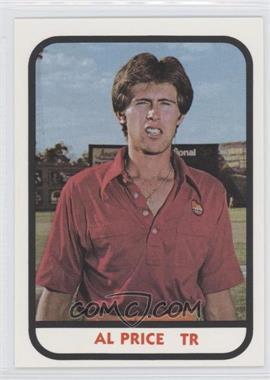 1981 TCMA Minor League - [Base] #923 - Al Price