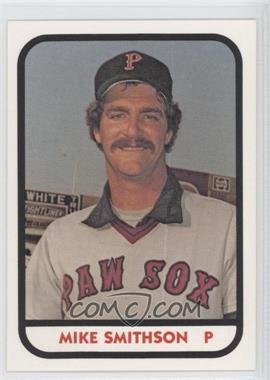 1981 TCMA Minor League [???] #11 - Mike Smithson