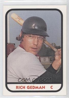 1981 TCMA Minor League [???] #24 - Rich Gedman