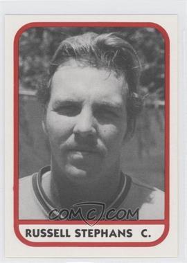 1981 TCMA Minor League #0013 - Russell Stephens
