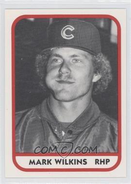1981 TCMA Minor League #0700 - Maury Wills