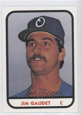 1981 TCMA Minor League #1036 - Jim Gaudet