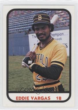 1981 TCMA Minor League #1070 - Eddie Vargas