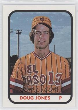 1981 TCMA Minor League #11 - Doug Jones