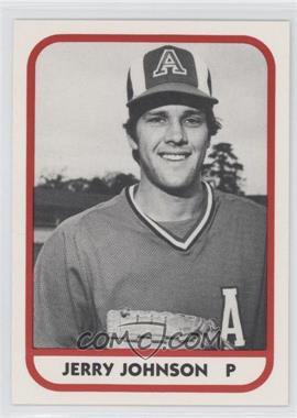 1981 TCMA Minor League #11 - Jeff Jones