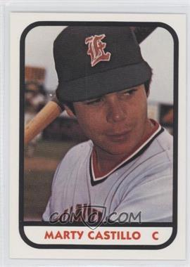 1981 TCMA Minor League #11 - Marty Castillo