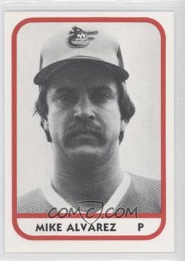 1981 TCMA Minor League #11 - Milo Allison