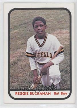 1981 TCMA Minor League #1122 - Reggie Buchanan