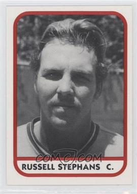 1981 TCMA Minor League #13 - Russell Stephens