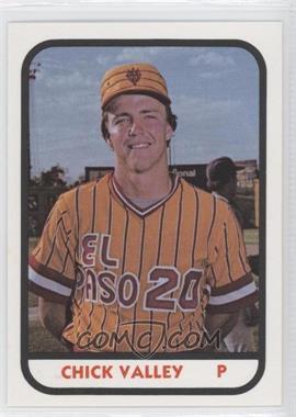 1981 TCMA Minor League #16 - Charlie Vaughan