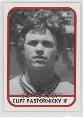 1981 TCMA Minor League #16 - Cliff Pastornicky